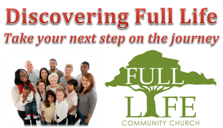 Discover Full Life Class