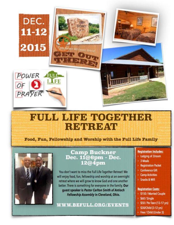 FLCC Retreat 2015