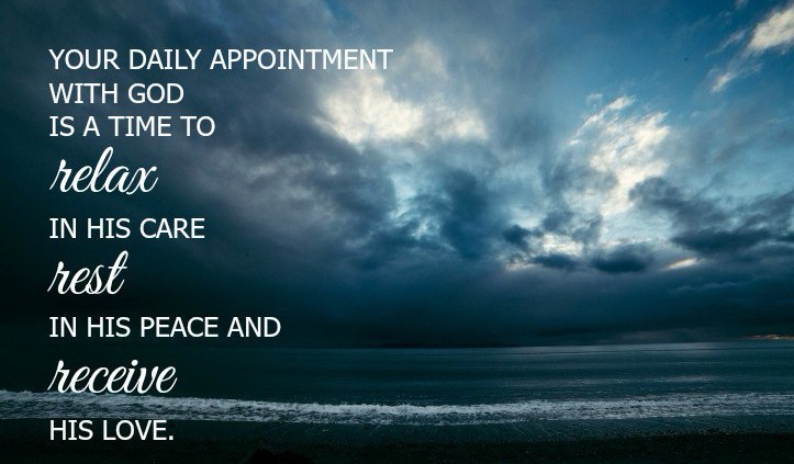 Your Daily Appointment with God